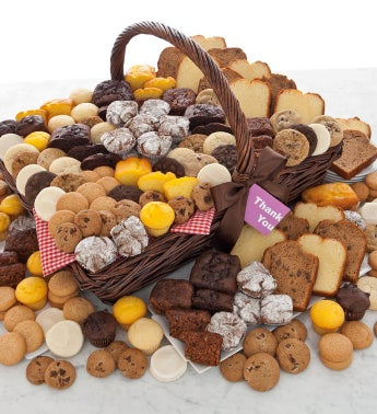 Mrs Beasleys Snack Basket - 168 pieces
