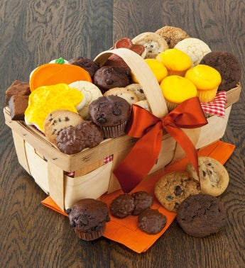 Fall Bakery Basket