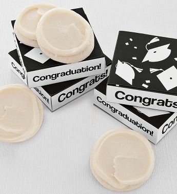 Graduation Cookie Card