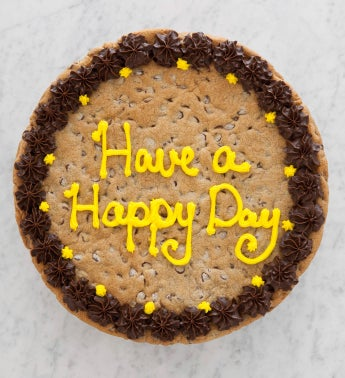 Happy Day Chocolate Chip Cookie