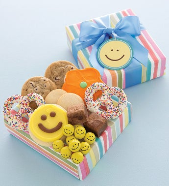 Happy Face Treats Gift