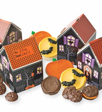 Haunted House Treats Set