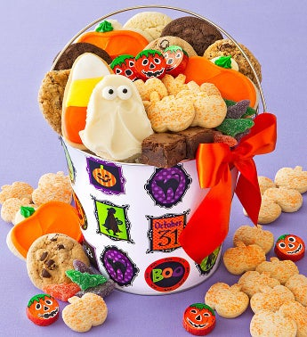Trick or Treat Pail - Treats