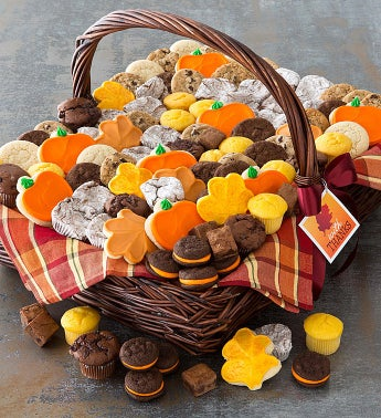 Premiere Fall Bakery Basket