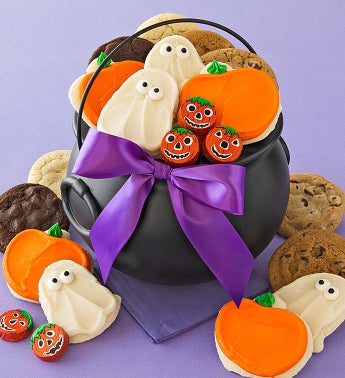 Halloween Cauldron of Treats