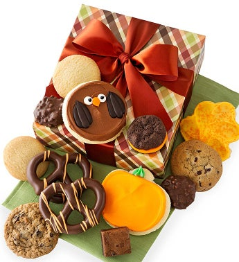 Thanksgiving Treats Gift Box