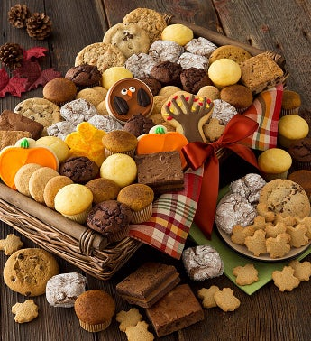 Thanksgiving Snack Basket - Grand