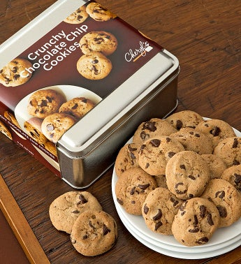 Cheryl39s Chocolate Chip Cookie Gift Tin