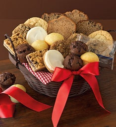 Touchbase Meeting Gift Basket