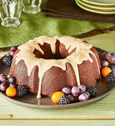 Miss Grace Pumpkin Spice Cake