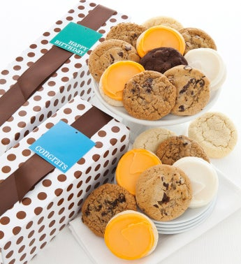 Cheryls Classic Cookie Box 18 Cookies