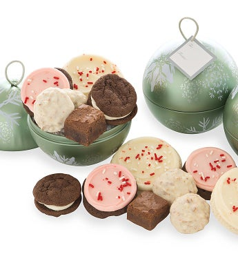 Holiday Ornament Treats Sets