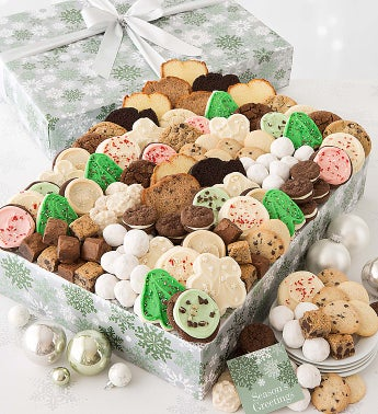 Elegant Holiday Bakery Assortment