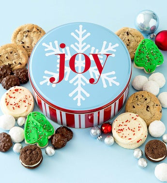 Joy Treats Tin