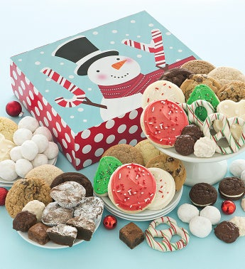 Holiday Bakery Box