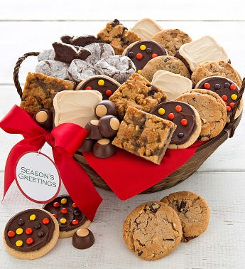 Peanut Butter Lovers Holiday Basket