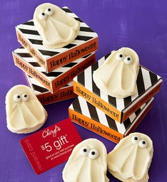 Boo Cookie & Gift Card