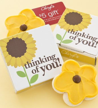 Thinking of You Cookie & Gift Card