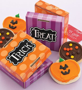 Halloween Cookie & Gift Card 2 Pack
