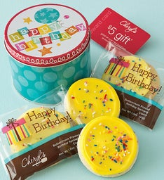 Birthday Tin Sampler