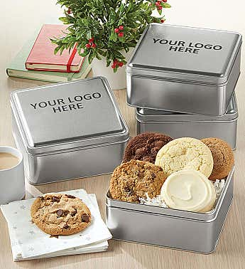Platinum Gift Tin