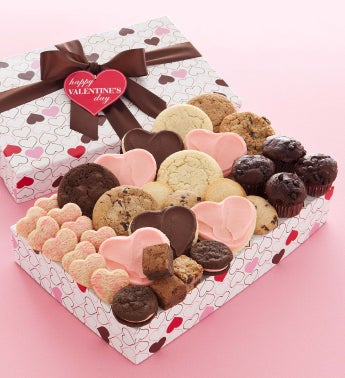 Valentines Bakery Assortment