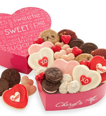 Sweet Heart Treats Box