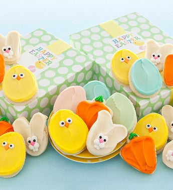 Easter Cutout Cookie Gift