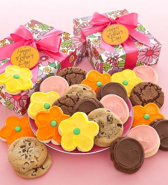 Spring Floral Cookie Box Create Your Own
