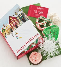 Holiday Party Cookie & Gift Card