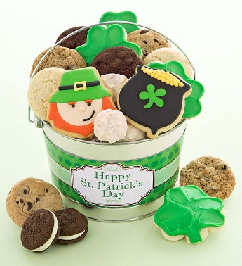 St Pats Buttercream Bucket