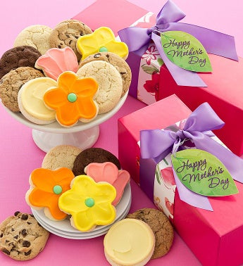 Mothers Day Gift Box - Assorted Cookies