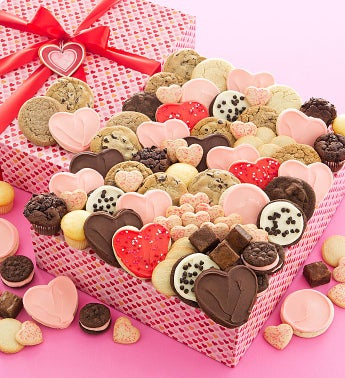 Valentine Bakery Assortment