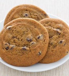 Flavor of the Month Pumpkin Chocolate Chip Cookies