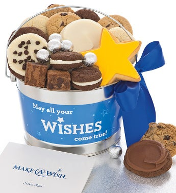 Make a Wish Treats Pail