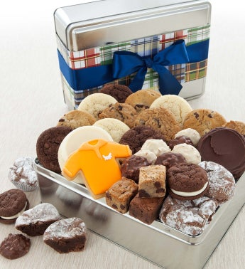 Fathers Day Gift Tin - Treats Assortment