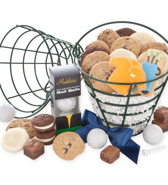 Fore Golf Basket