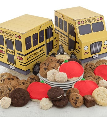 School Bus Treats Assortment