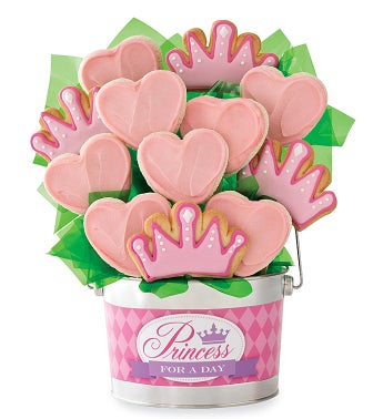 Princess Flower Pot