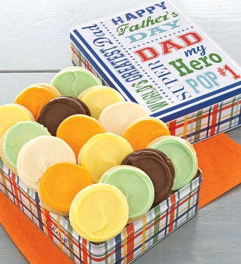 Fathers Day Gift Tin Create Your Own