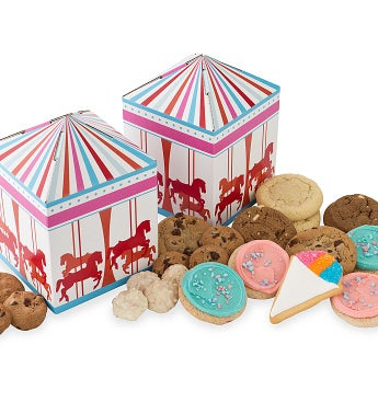 Carousel Tent Gift Box