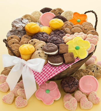 Spring Treats Bakery Basket