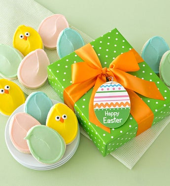 Easter Cookie Boxes