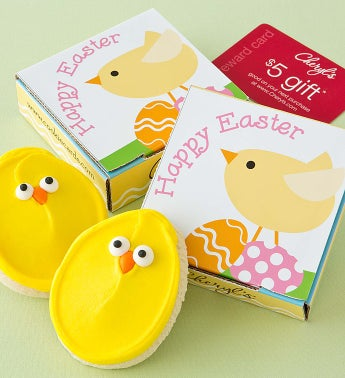 Chick Cookie Card