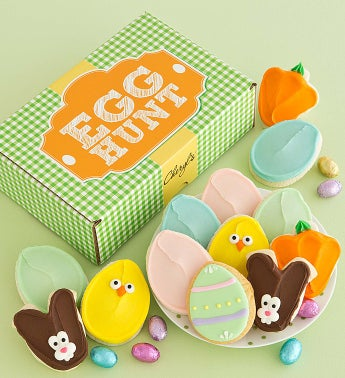Egg Hunt Treats Box