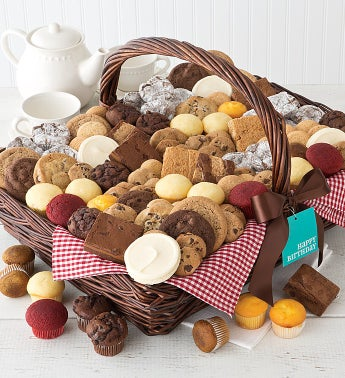 Premier Message Basket