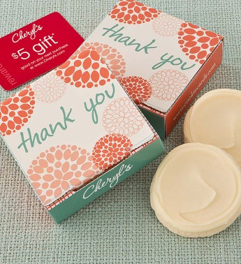 Spring Thank You Cookie & Gift Card