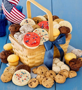 Summer Dessert Basket