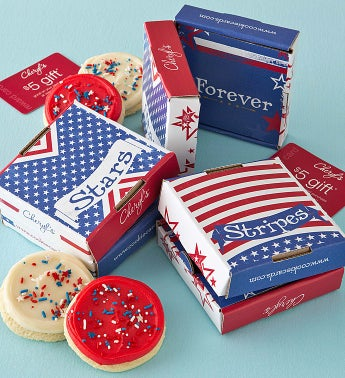 Americana Cookie & Gift Card 2 Pack