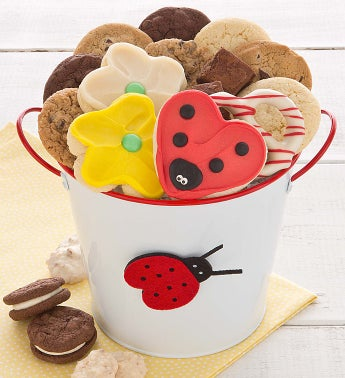 Summer Buttercream Treats Pail